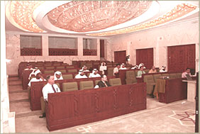 The General Secretariat holds a Training Course for its Personnel on Drafting Laws and Managing Committees Activities